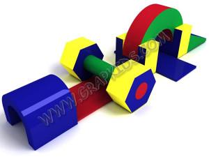 Set Equilibrio 10 PZS Hexagonal