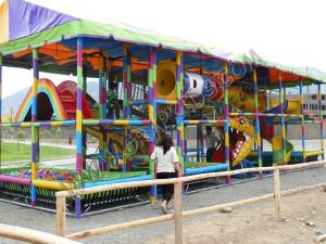 Playground Laberinto