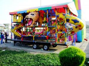Playground Remolque A (4.50 x 6.40 x 5.50)