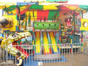 Playground Doble Techo A