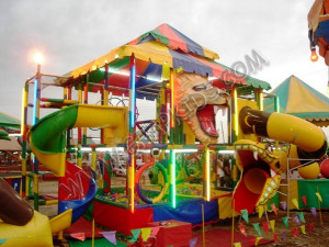 Playground Doble Techo B