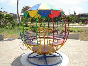 Mundo infantil parque