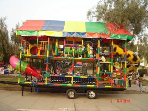 Playground Remolque B (2.40 x 6.40 x 5.50)